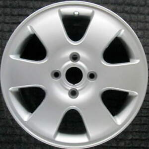 Ford Focus All Silver 16 Inch Oem Wheel 2000 To 2003