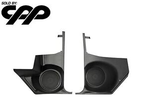 1964 67 Chevy Chevelle Custom Autosound Kick Panels With 6 5 Speakers One Pair