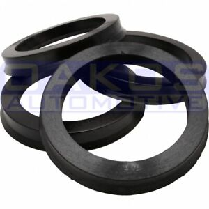 Enkei Hubcentric Rings 73mm To 67 10mm Plastic Pack 4 For Evo 8 9
