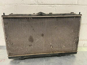 1999 Mitsubishi 3000gt Radiator Assembly 3 0l V6 Non Turbo Automatic W Fans