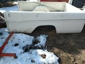 1965 1971 Dodge Pickup Bed Sweptline D W Series Local Pickup Only No Shipping