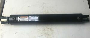 Prince Pmc 44024 Hydraulic Cylinder 4 Bore X 24 Stroke Clevis Mount Welded