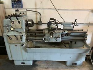 Used Lathe Milling Machine