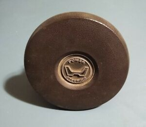 76 77 78 79 80 81 Honda Accord Power Steering Horn Button Pad Brown