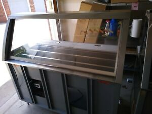 Subway Duke 5ft Sandwich Salad Cold Unit Plate Refrigerated Prep Table