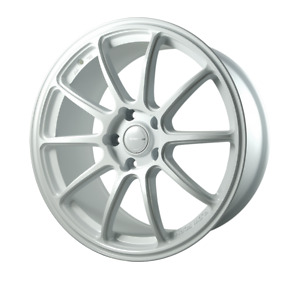 Superspeed Rf03rr 18x9 5 5x120 38 64 1cb In New Speed White Fk8 Civic Type R