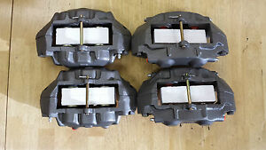 Disc Brake Calipers Corvette 65 82 S S S O Ring Brake Calipers No Core Charge