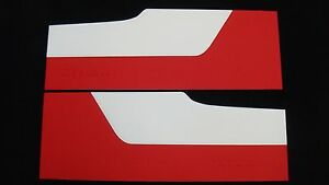 Custom Door Panels 1960 1963 Ford Falcon Ranchero Two tone