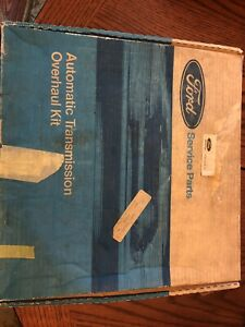 1974 1978 Ford Mustang Ii Pinto C3 Auto Trans Rebuild Kit Parts D5zz 7c391 a