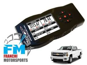 Sct X4 7416 Tuner Programmer For 2015 Chevrolet Silverado 1500 With 4 3 Engine