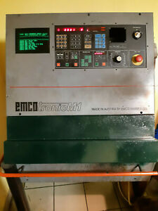 Used Emcotronic M1 Cnc Milling Machine Controller