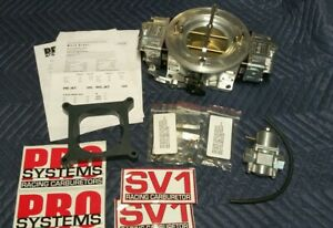 Pro Systems Sv1 95mm E85 Carburetor Pro Systems Regulator 1 Phenolic Spacer