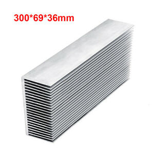 New Silver Heatsink Cooling Radiator Heat Sink For Ic Transistor Power Mos Fs
