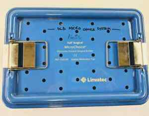 Zimmer Hall Microchoice Wire Driver Fixation Drill Set