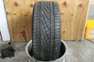 Continental Extreme Contact 245 45 R18 Dot1416 Used Tire