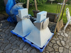 Very Large Horn Antenna 440mhz To Approx 1 7ghz