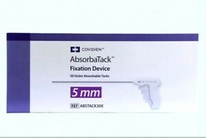 Covidien Fixation Device Abstack30x 5mm 12 31 2022