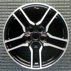 Ford Mustang Machined 18 Inch Oem Wheel 2018 To 2019