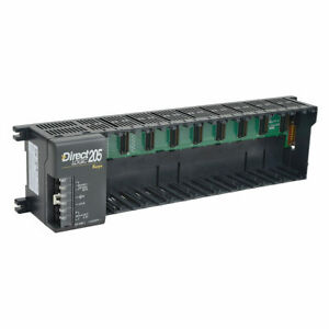 New Automation Direct Logic D2 250 1 Complete Plc System Rack Cpu Inputs Outputs