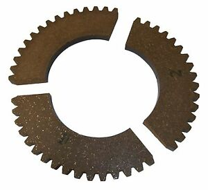 Clutch Plate Set 3 Pc n14252 Fits A Case Astec Toro Tf300 Trencher
