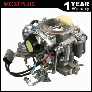 1x Carburetor Carb For Nissan 720 Pickup Bluebird Caravan Datsun Atras Truck