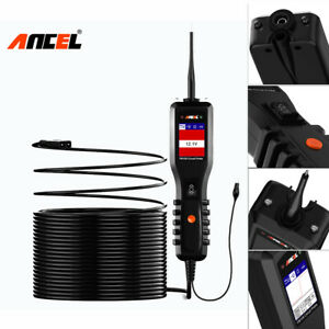 Ancel Car Circuit Tester 12v Electrical Power Probe Scanner Automotive Kit