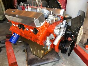 340 Small Block Mopar Engine