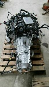 2018 2019 Ford F150 Coyote V8 Drop Out Motor Engine 5 0l With Transmission