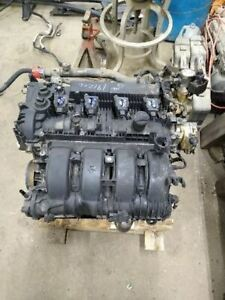 Motor Engine 2 3l Vin H 8th Digit Turbo Fits 15 17 Mustang 378590