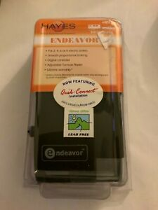 Hayes Endeavor 81770 Electronic Trailer Brake Controller For All Trailers New