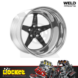 Weld Rt S S71 20x13 Blk Centre Ford Pattern 4 0 B S Low Pad We71lb0130a40a