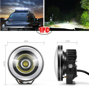 27w 12v Off road Vehicle Motorcycle Led Spotlight Modified Roof Light Work Light
