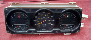 Dodge Truck Ramcharger Instrument Gauge Cluster Tested 81 To 89
