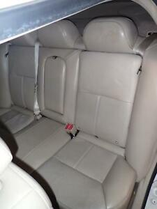 07 Impala Complete 2nd Rear Bench Seat 4 Door Leather Lt Tan 52i