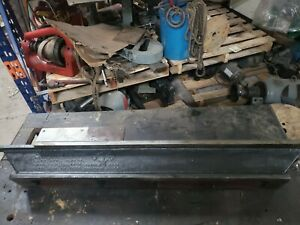 Seneca Falls Lathe Star 41 2 Bed Exc Cond Orig Paint Patina Factory Scrapping