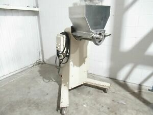 Vertical Pneumatic Ointment Filling Machine Filler used
