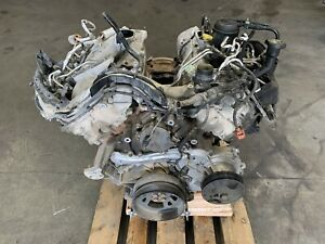 Ford F 350 6 7l Diesel Engine Motor Longblock core Parts Only Unit