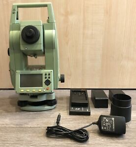 Leica Tcr407power Reflector Less Total Station For Surveying