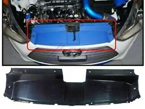 Grille Radiator Sight Shield Upper Cover Panel Closing 2013 17 Veloster Turbo