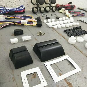 1965 1979 Ford Ranchero Power Window Kit Power Window Conversion Kit Rat Rod