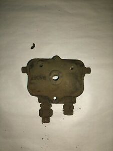 B435r Oil Filter Head John Deere Unstyled B Serial 1000 40781 And Br Bo Tractor