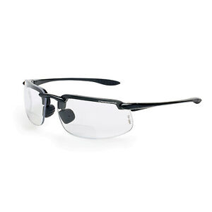 Crossfire Es4 1 5 Clear Lens Bifocal Reading Magnifier Safety Glasses Z87 1