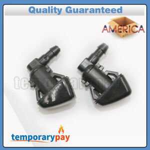 Oem 2pcs Windshield Washer Nozzle For Ford F250 F350 Bc3z17603a Bc3z 17603 A New