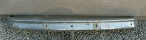 X Desoto Custom Deluxe New Triple Plated Chrome Front Bumper 1949 1950 49 50 Oem