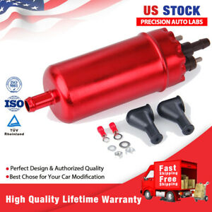 High Pressure Inline Efi Electric Fuel Pump Universal Replacement 0580464070 Us