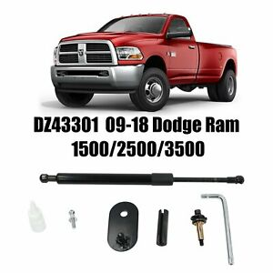 Tailgate Assist Shock Struts Lift Support For 09 18 Dodge Ram 1500 2500 3500
