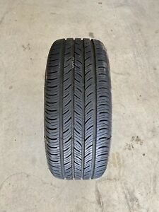 1 Used Continental Contiprocontact P225 55r16 Tires 9 32 2255516 225 55 16