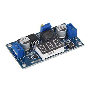 Lm2577 Dc dc Adjustable Step up Power Supply Module 3 digit Display H7a4