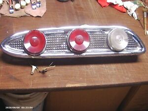 1959 Edsel Ranger 4 door Drivers Side Taillight Assembly