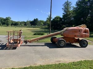 2003 Jlg 400s 40 4x4 Diesel Rough Terrain Telescopic Boom Man Lift